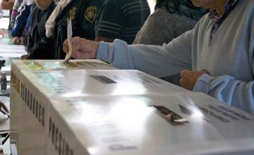メキシコ大統領選の事前世論調査と結果